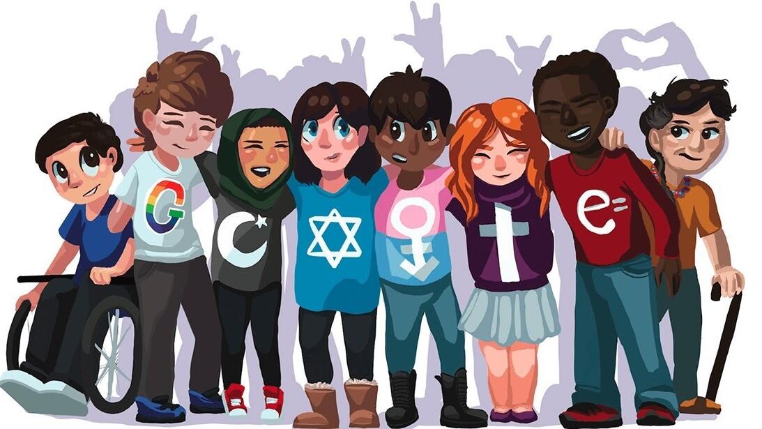 Doodle 4 Google winner envisions a happy future