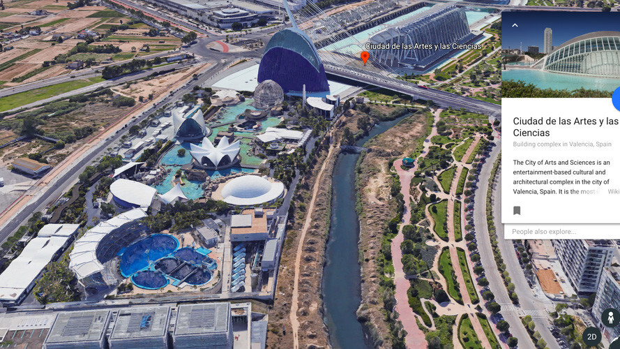 Google Earth's massive update adds 3D maps and interactive guided tours of our planet