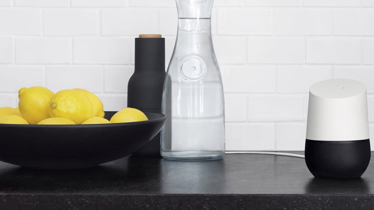 Google Home now helps you cook by reading recipes out loud