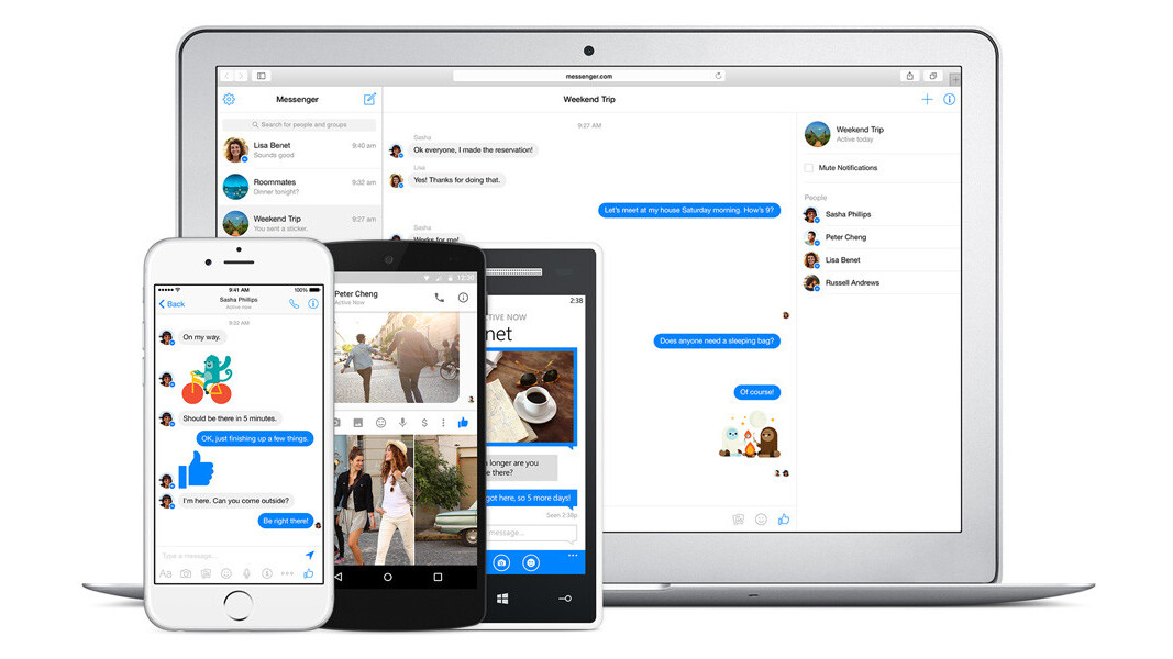 Messenger will probably show lots more ads soon