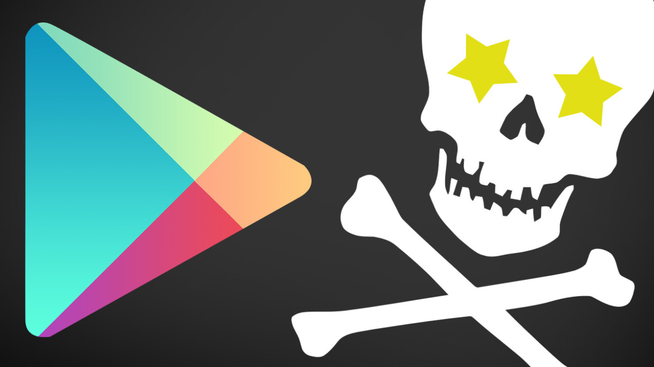 Google keeps radio silence as botnets flood Play Store with fake reviews