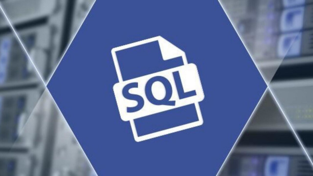 Find the numbers you need with specialized SQL training — for only $15
