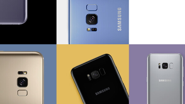 Samsung gives an insider view on the design process behind the Galaxy S8
