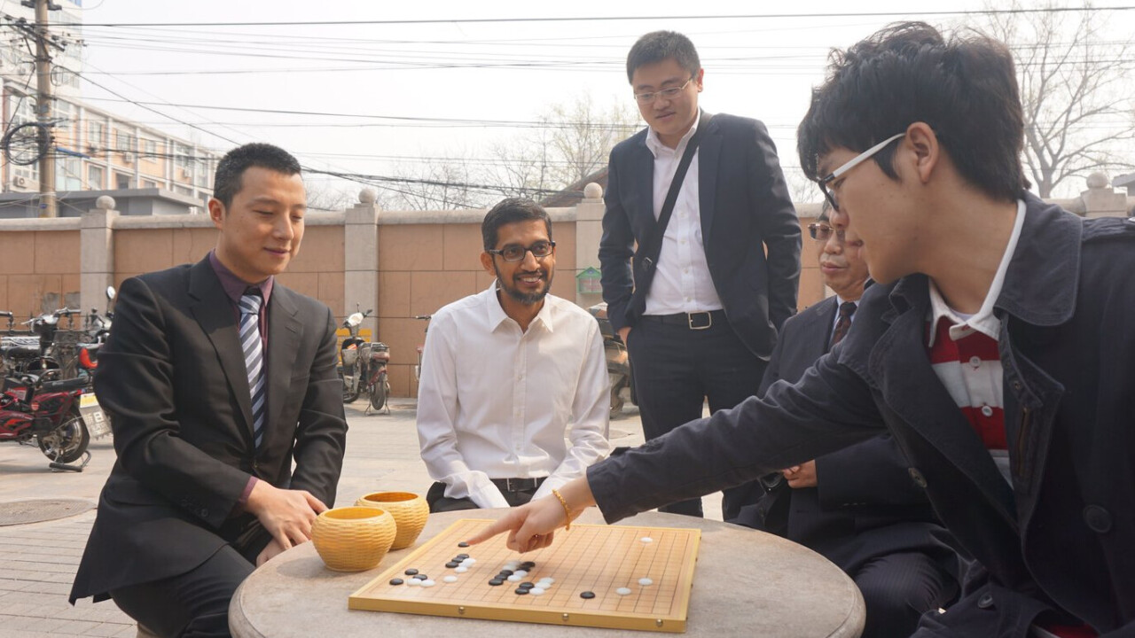 Google is teaming up its AlphaGo AI with humans so they can learn from it