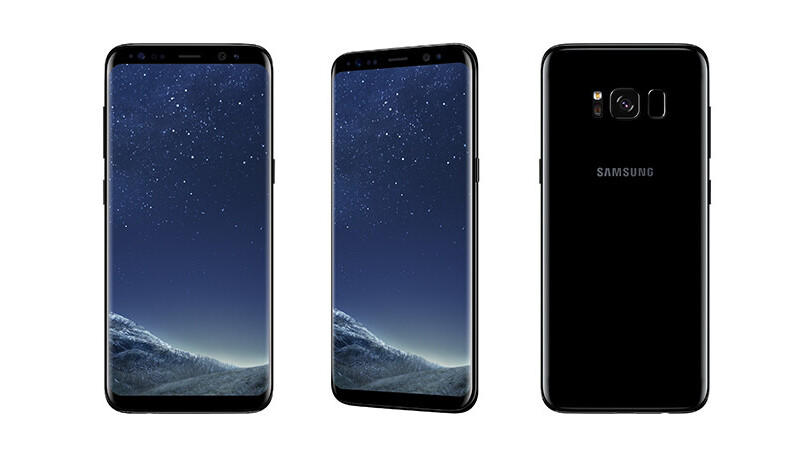 Samsung Galaxy S8 is now officially shipping… in these four countries