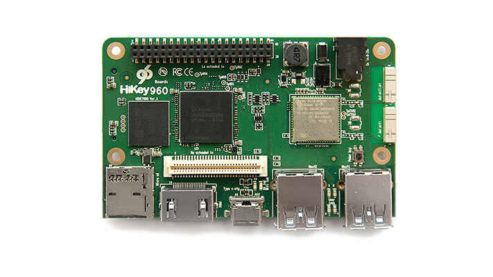 Google teams up with Huawei for high-end Raspberry Pi rival that runs Android