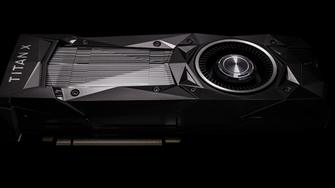 Macs are now compatible with Nvidia's most powerful graphics cards