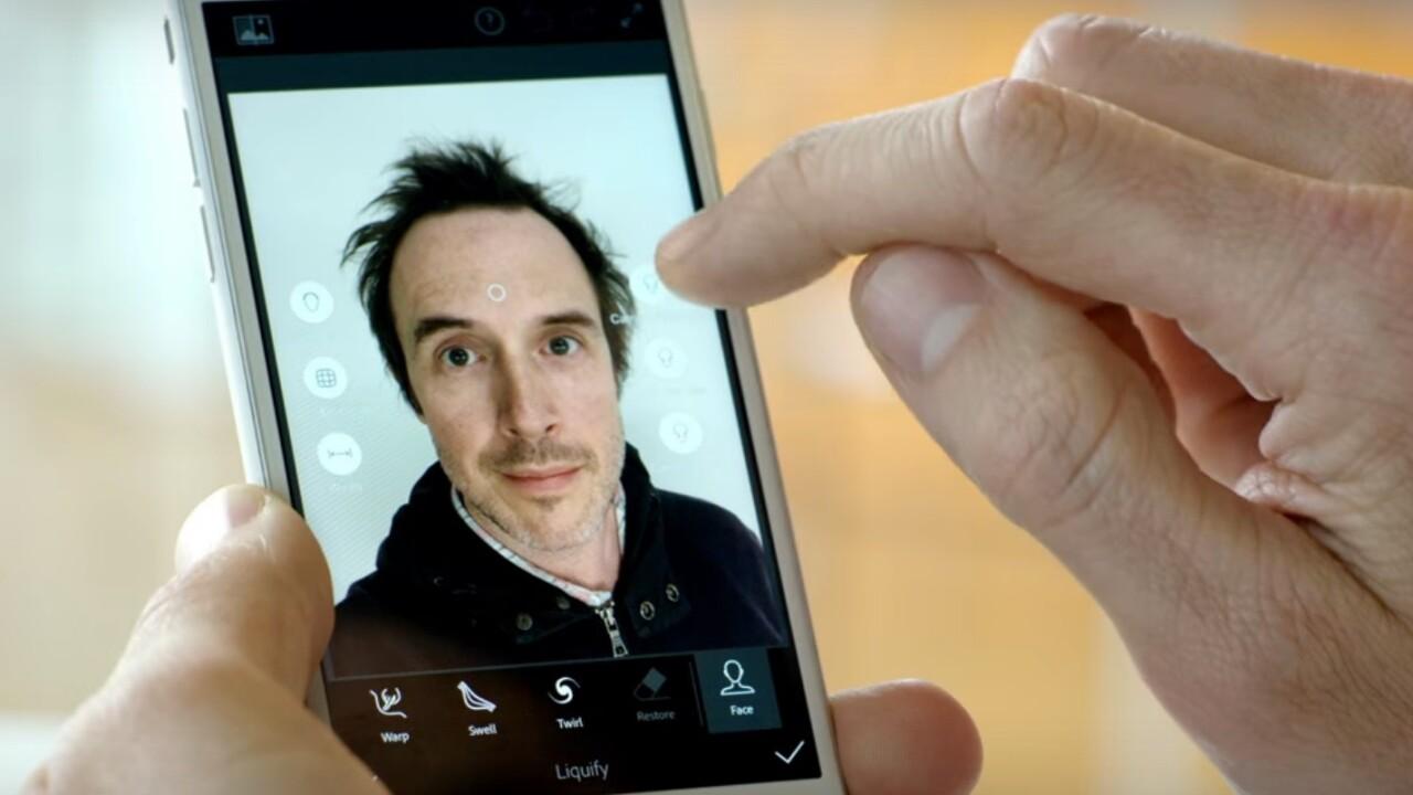 Adobe's Sensei AI could make your amateur selfies look like pro headshots