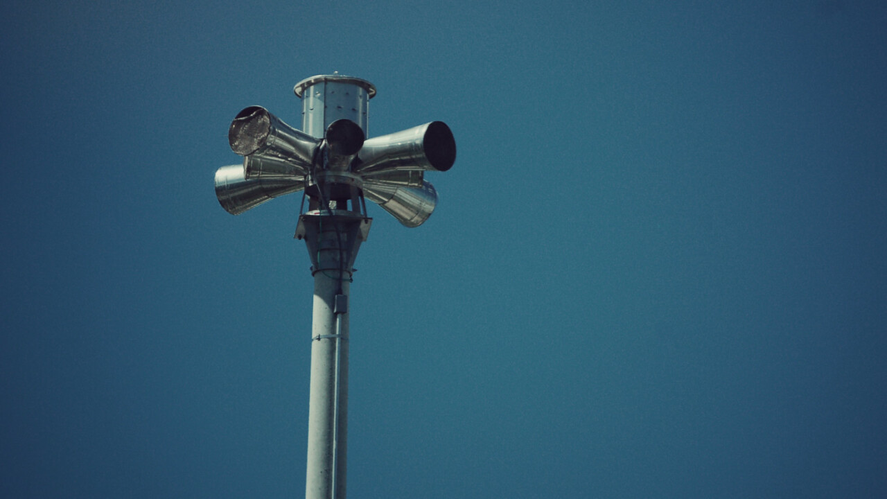 Hackers cause panic in Dallas by triggering 156 emergency sirens