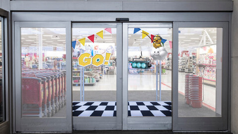 Target is asking for trouble with new Mario Kart-themed stores