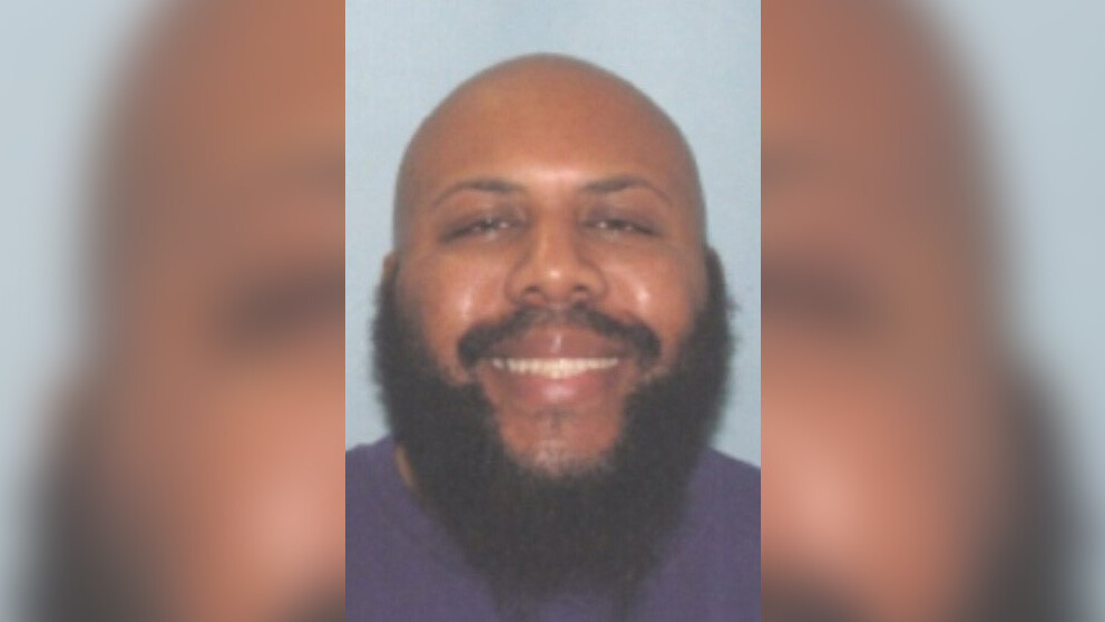 Cleveland man who posted murder video on Facebook still at large