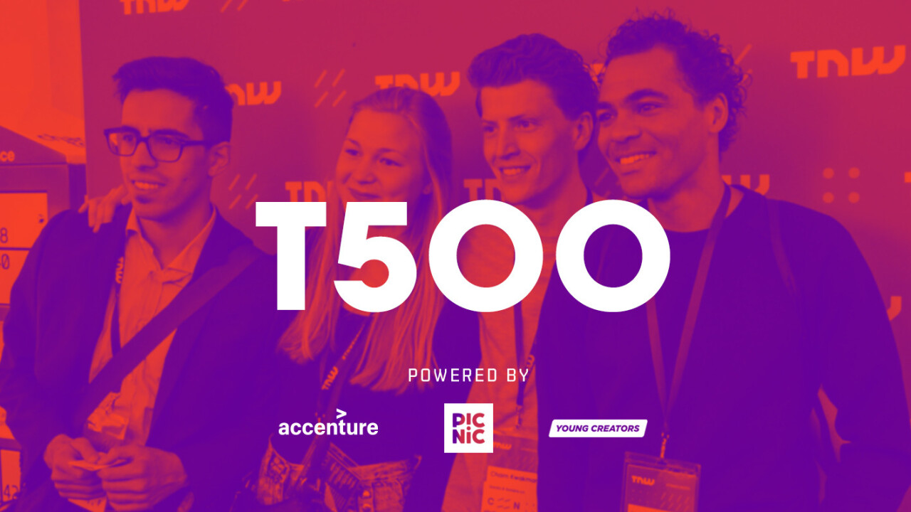 Young and talented? There's one week left to apply for the T500!