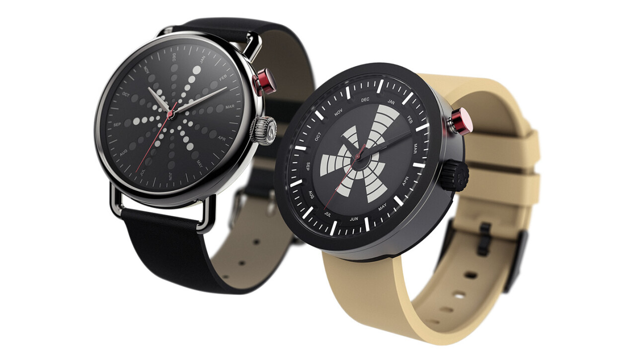 This smartwatch helps you capture important moments in your life