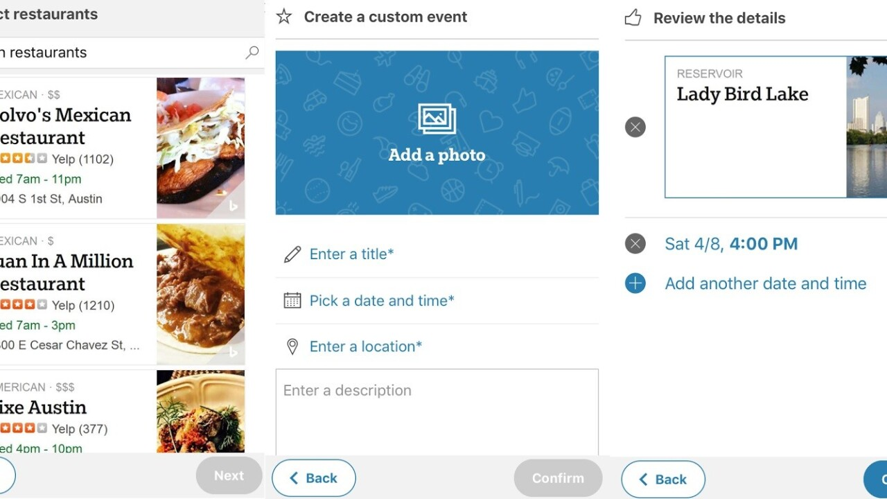 Microsoft's new social planning app asks iMessage users 'Who's In'?