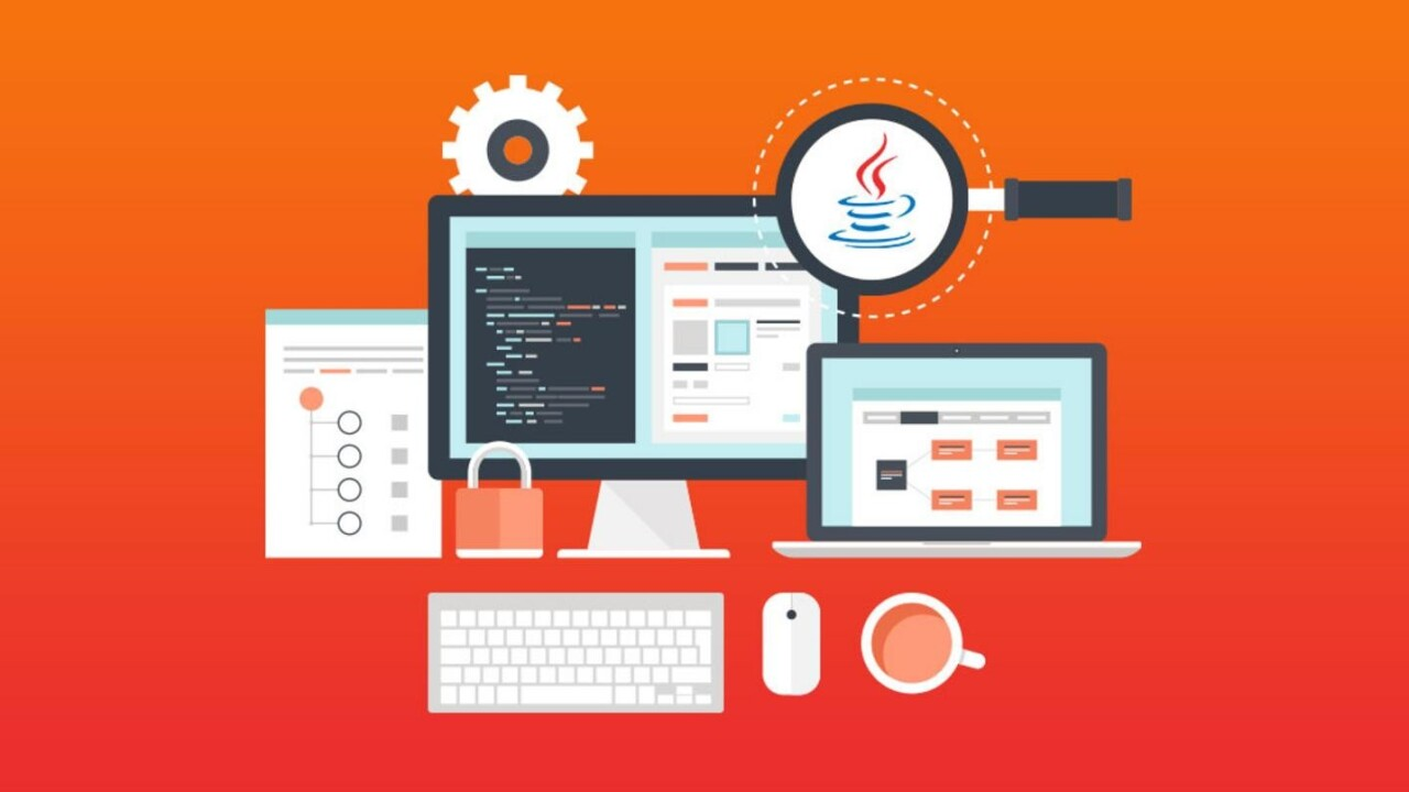 Java runs the web, and you can learn it all here — for $49