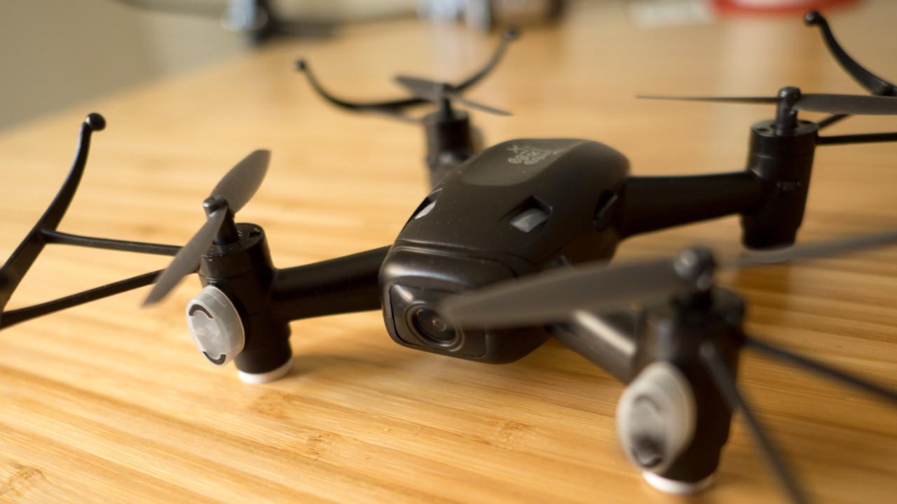 Aerix Black Talon 2.0 is drone racing's gateway drug