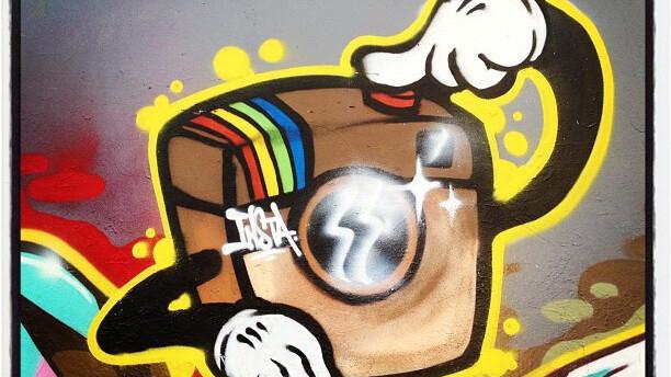Study: Rich kids on Instagram are killing traditional graffiti