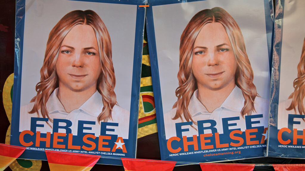 Chelsea Manning to give first post-prison interview next month