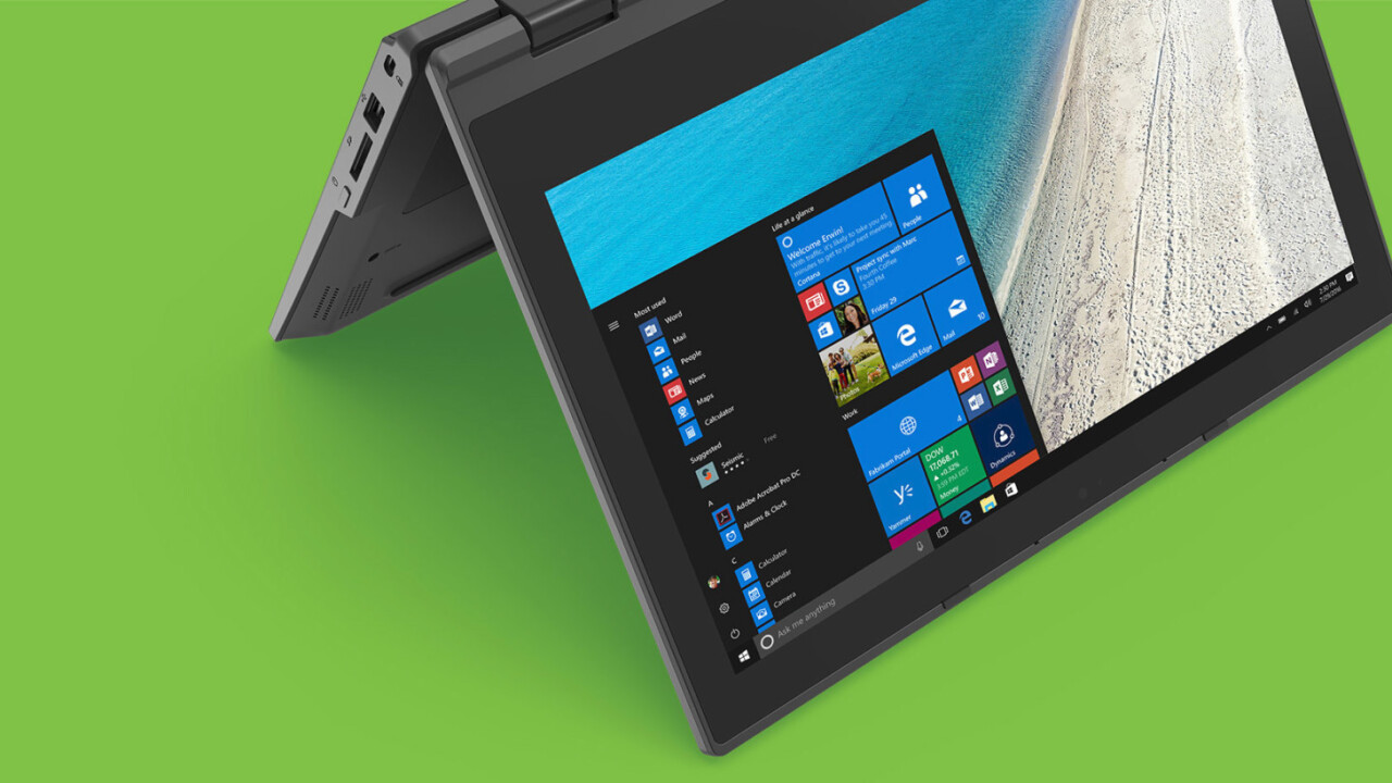 A free upgrade to Windows 10 Pro might make Windows S laptops worth buying