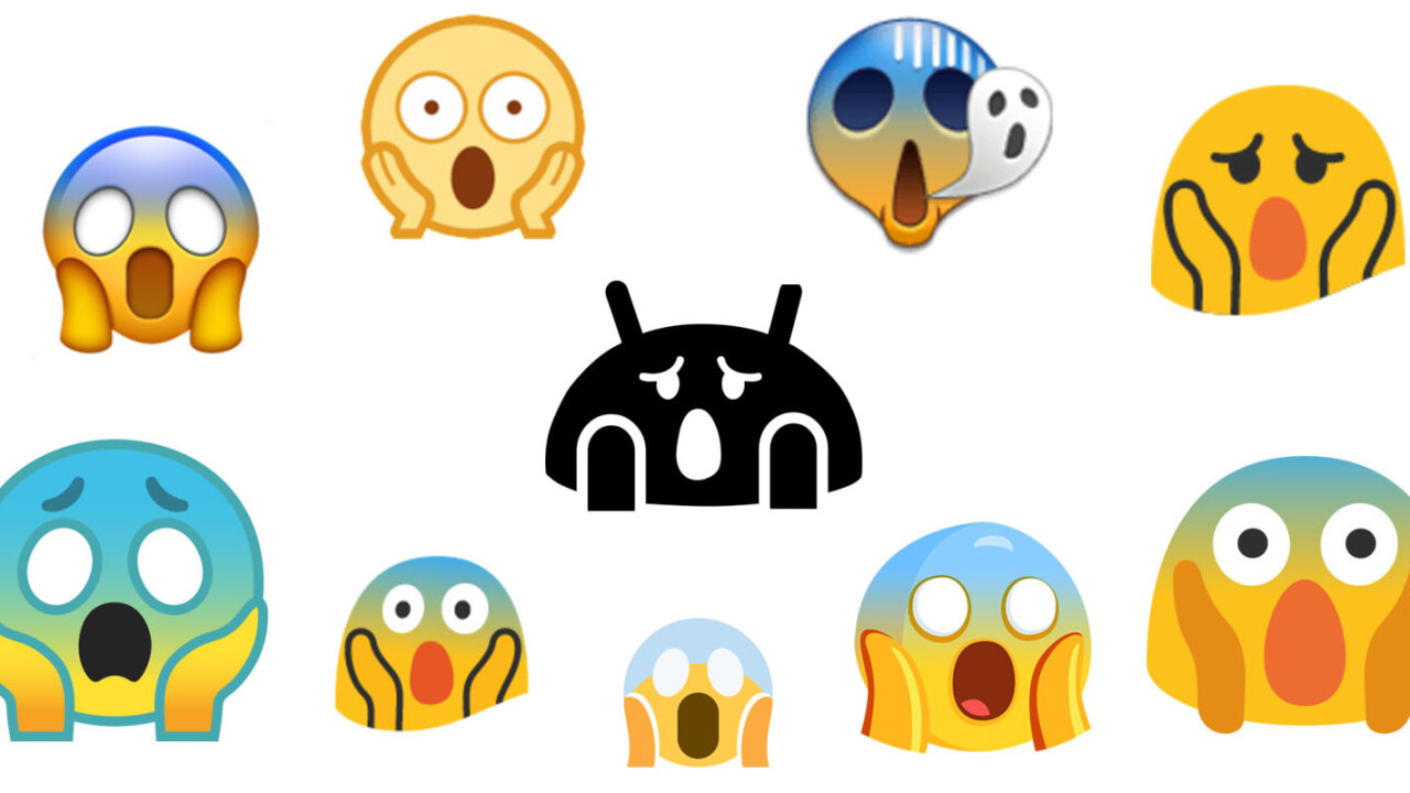 Dear Google, it's time Android lets me choose my own darn emoji