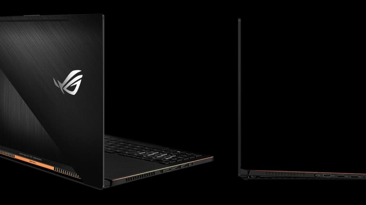 Nvidia's new Max-Q technology will make gaming laptops as thin as your MacBook