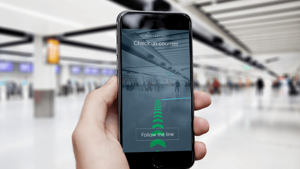 Gatwick Airport launches indoor navigation system to help passengers find their way