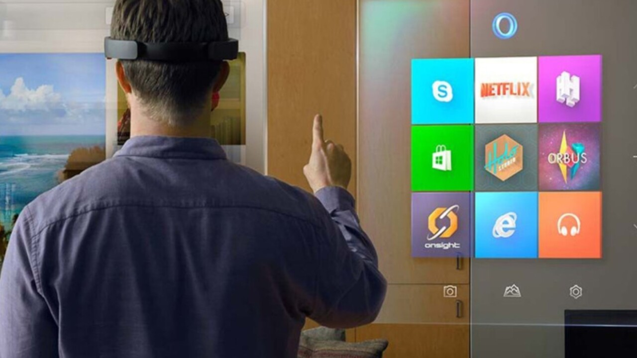 Microsoft insists on calling AR and VR 'Mixed' Reality. Maybe we should too.