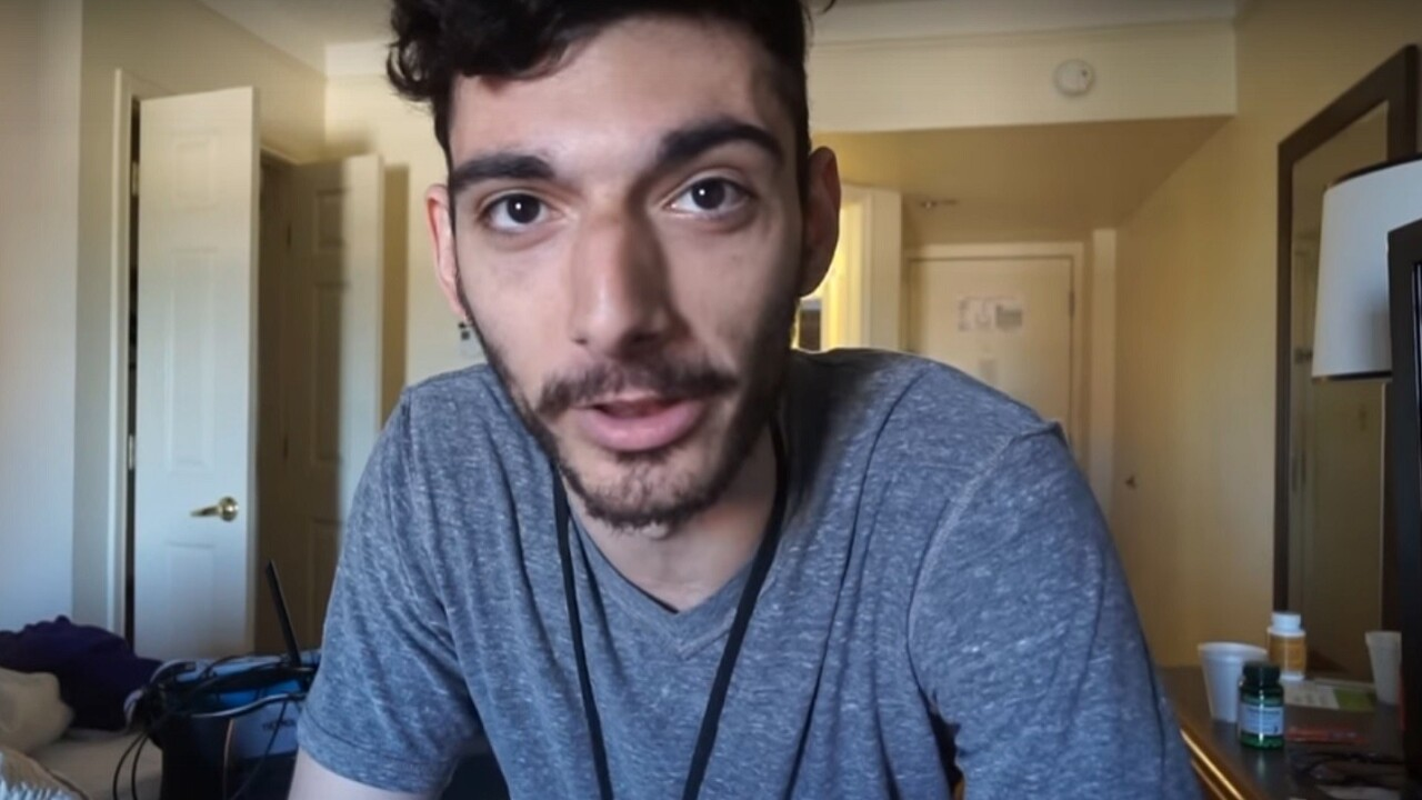 Twitch bans streamer targeted by malicious airport prank