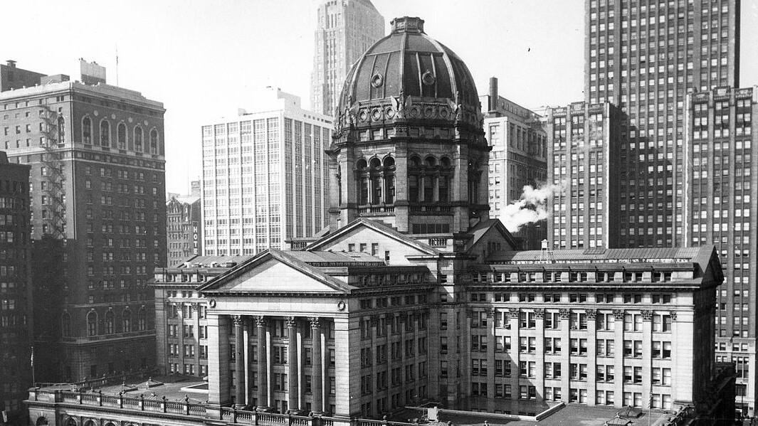 Lost architecture subreddit memorializes buildings long gone