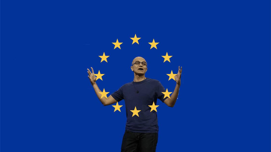 Europe is living under Microsoft's digital killswitch