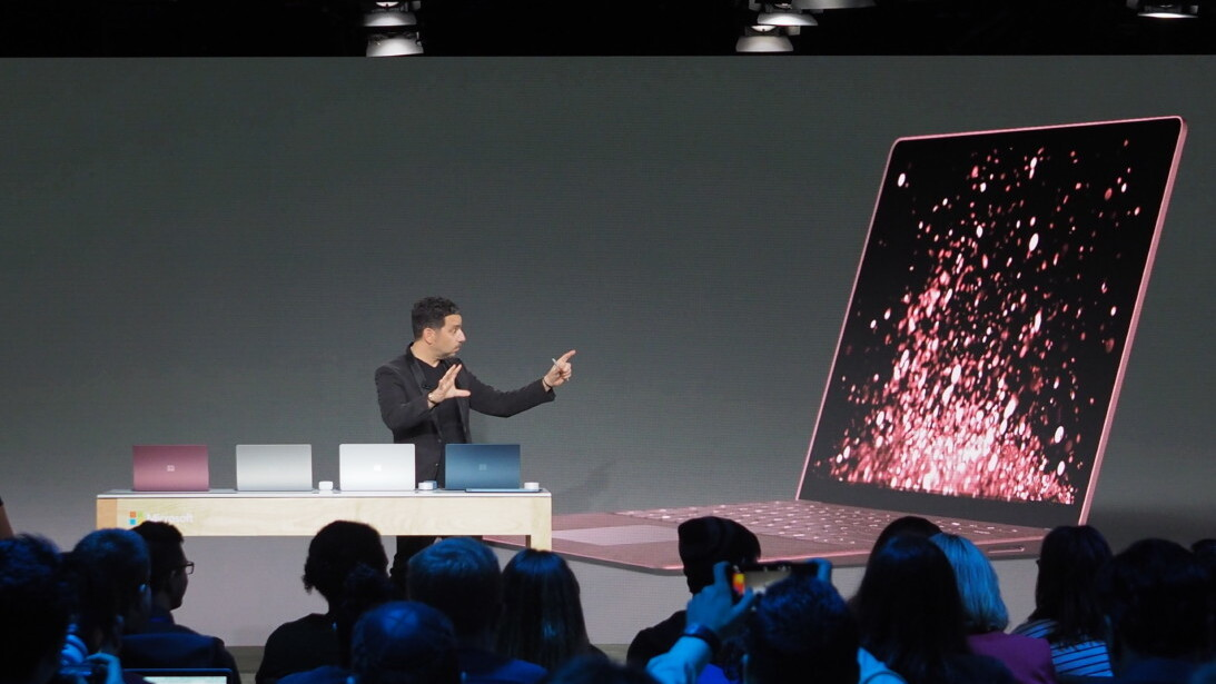 Microsoft announces the Surface Laptop, a gorgeous Chromebook competitor