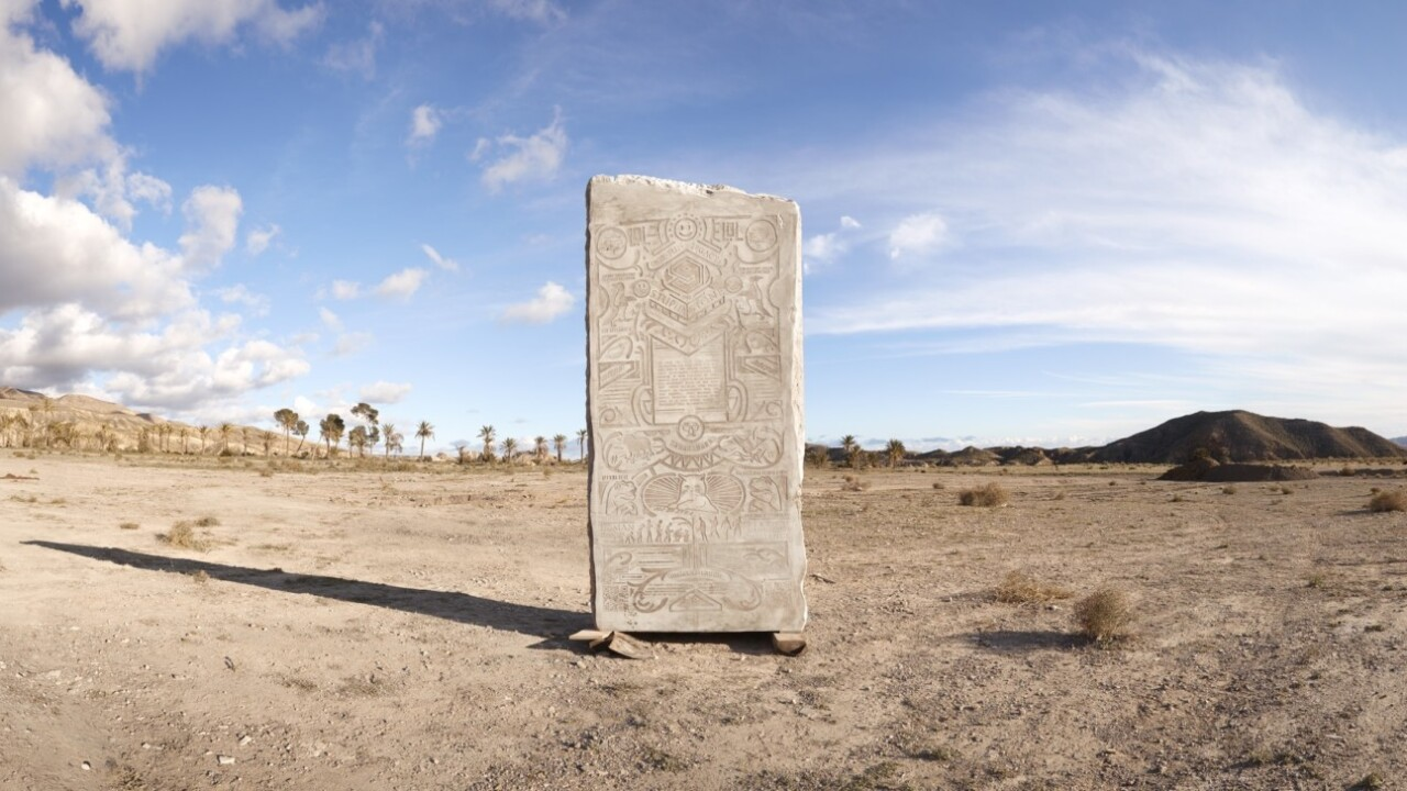 9GAG carved a shrine to meme culture and buried it in the desert