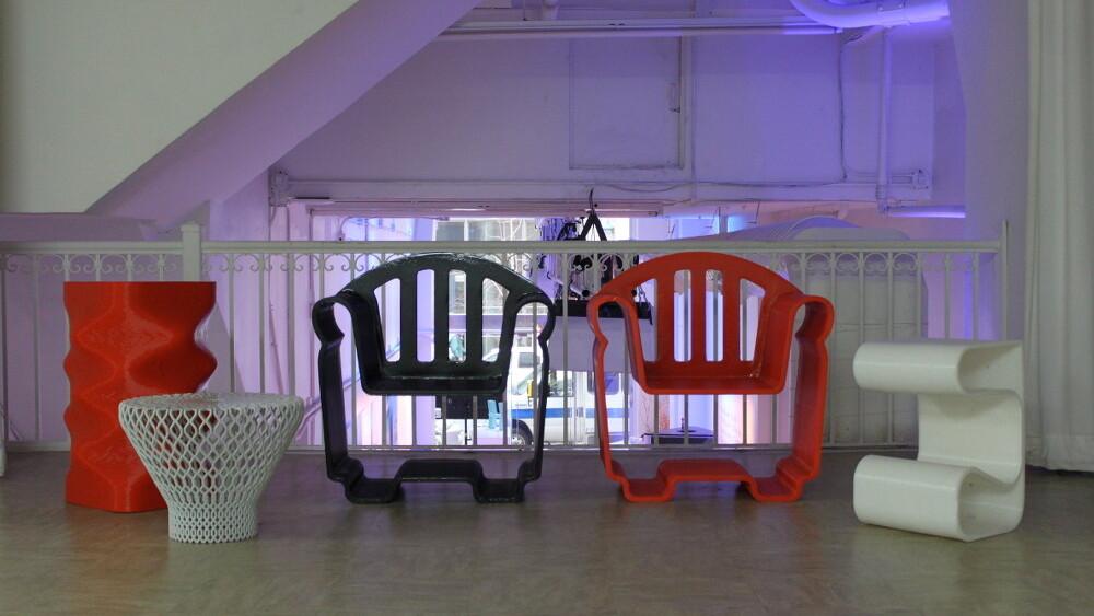 Will 3D-printing democratize interior design?