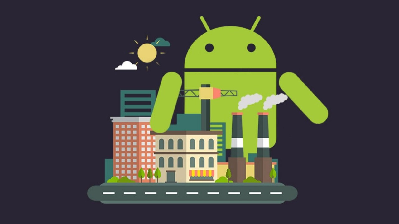 Be an Android app creator with this step-by-step training — for only $29