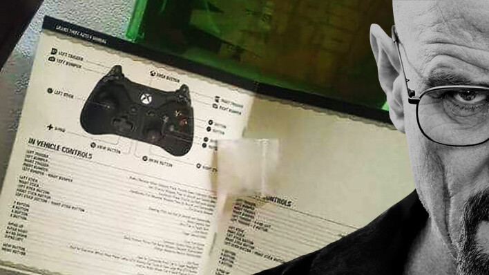 11-year-old gamer gets used copy of GTA V, stumbles upon bag of meth