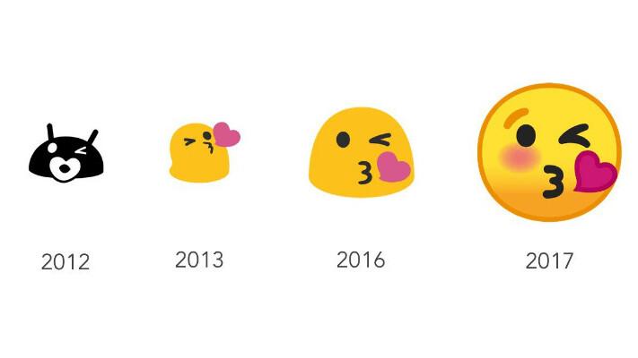 Google drunkenly brings back the blob emoji (as a sticker pack)