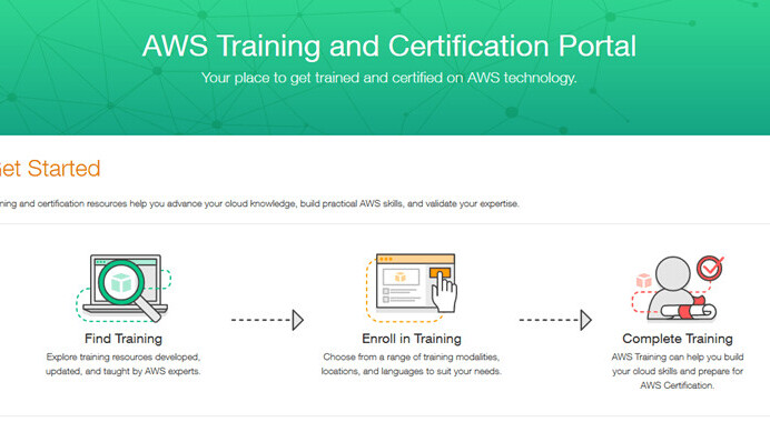 Amazon launches new training and certification portal to lure talent to AWS