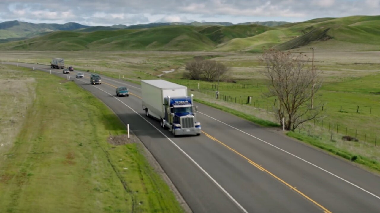 Uber launches Freight app for trucking businesses