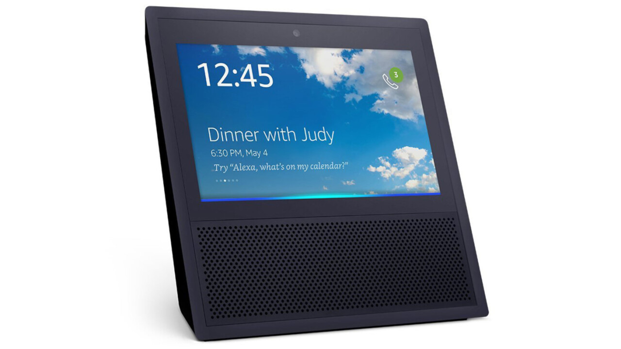 Here are all the reasons why I want Amazon's Echo Show