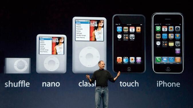 Apple waves goodbye to the iPod Shuffle and Nano