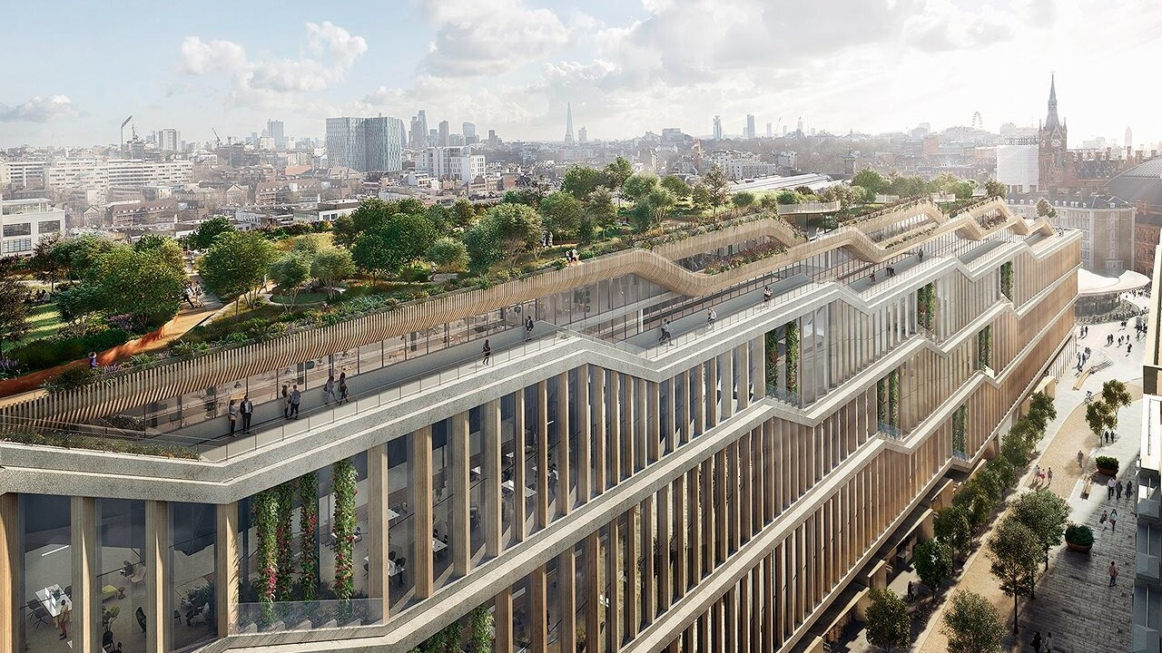 Meet Google's ambitious (and ludicrously expensive) new London headquarters