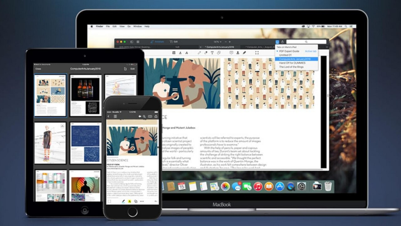 Create and edit existing PDFs with one of the most powerful PDF editors around