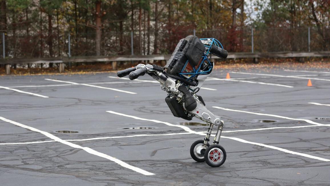 It's no wonder Google sold Boston Dynamics to SoftBank