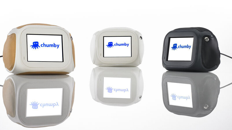 Before Amazon's Echo Show, there was the Chumby