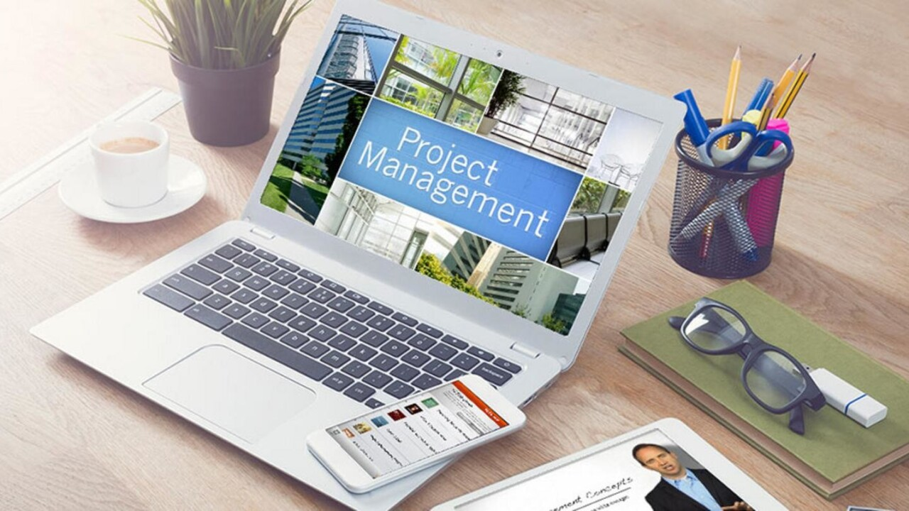 Get hours of intensive Project Management training and certification for under $50