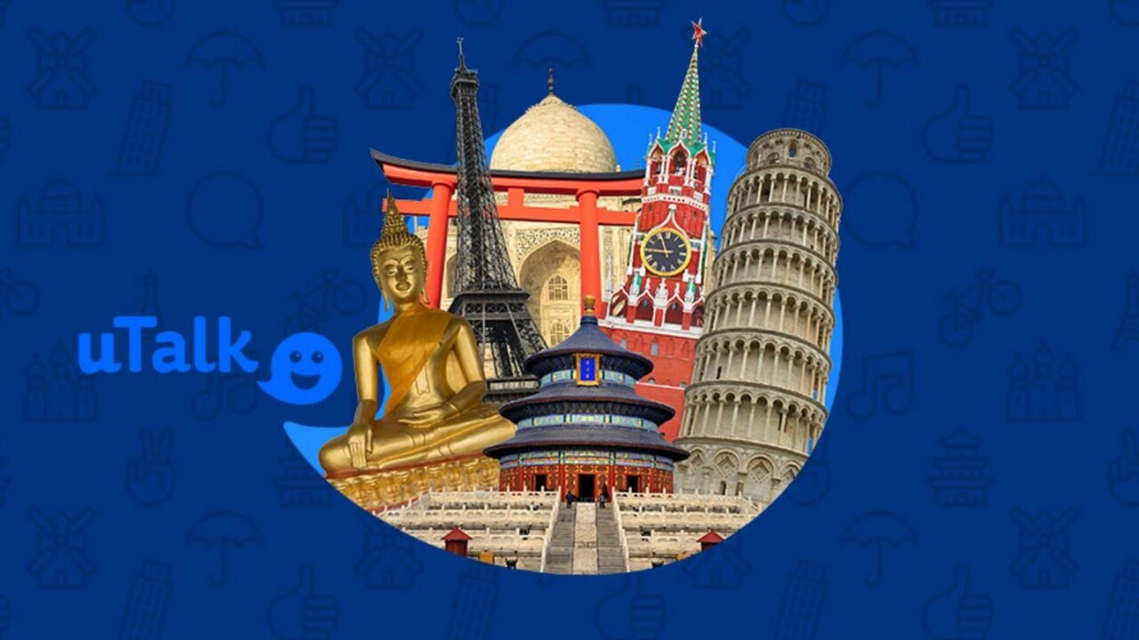 Understand languages from around the world with uTalk for under $30