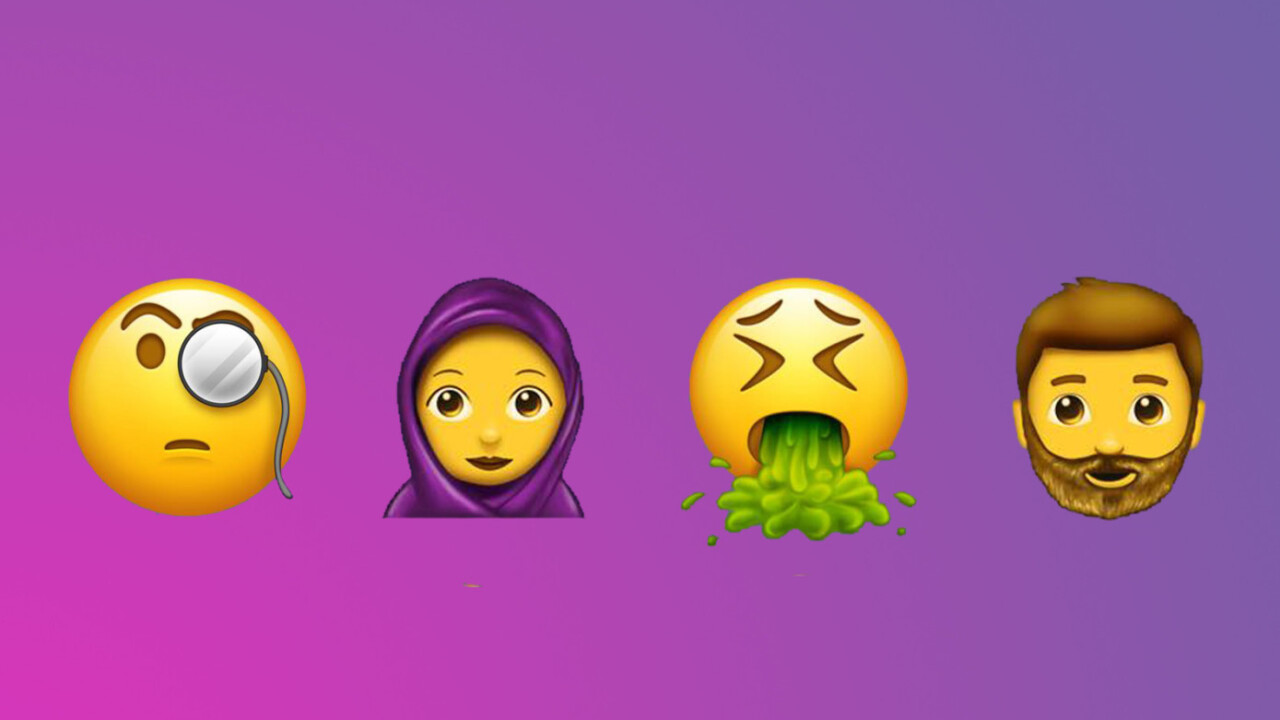These are our favorite emoji coming in Unicode 10