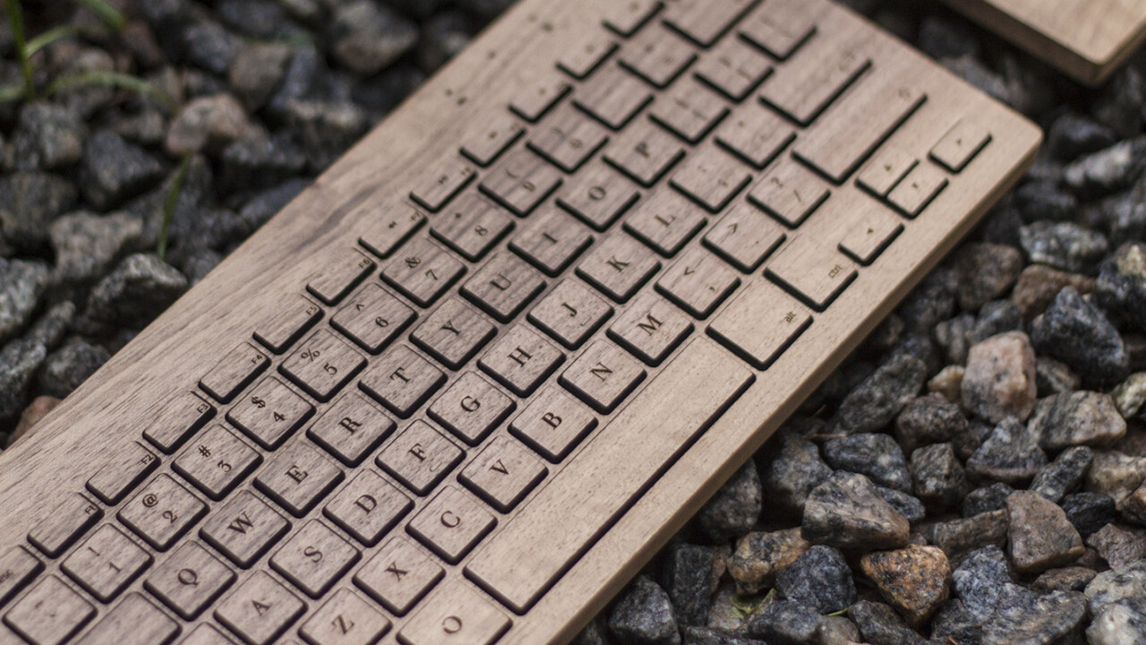 Oree Board Essential wireless keyboard review: Elegance at your fingertips