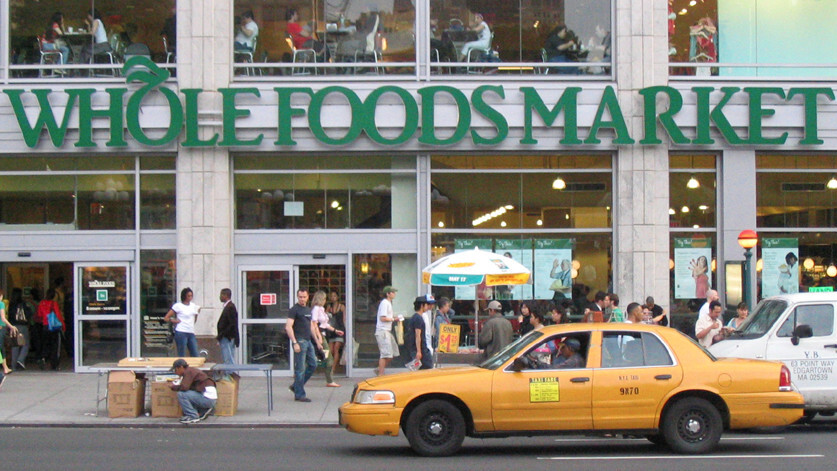 Amazon's robots are invading Whole Foods