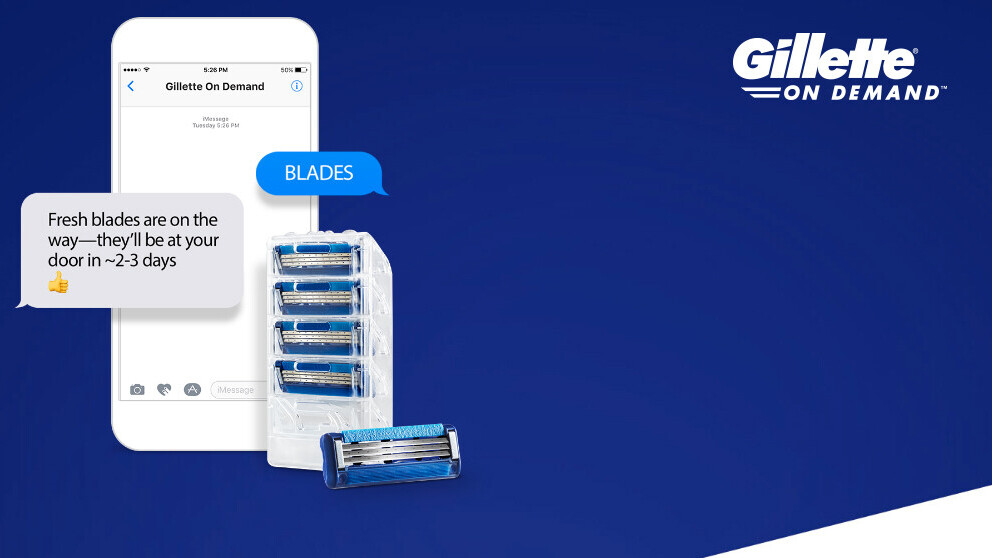 Gillette launches online blade delivery service to take on Dollar Shave Club